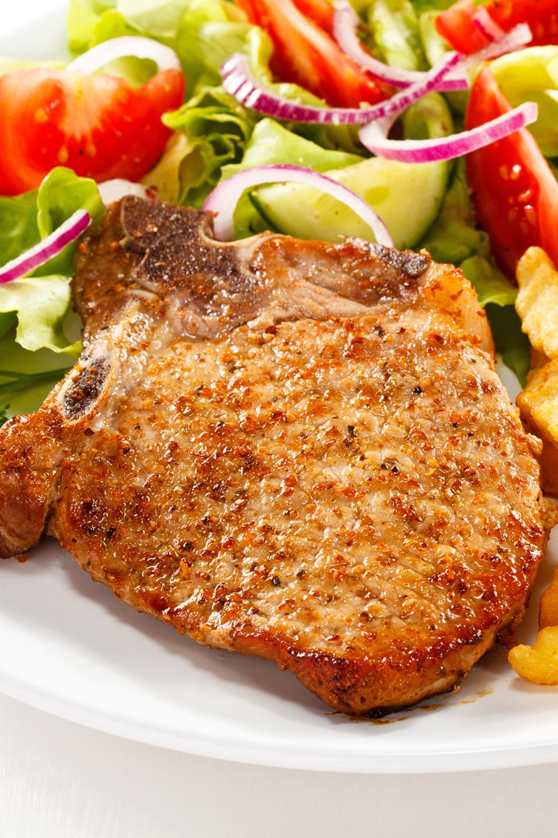 Delicious fried pork: recipe with photos 83