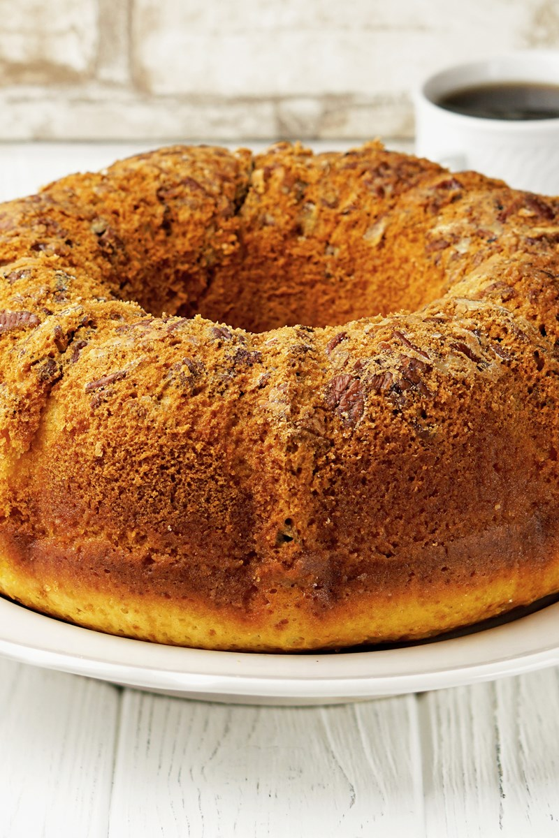 Easy Rum Cake Kitchme