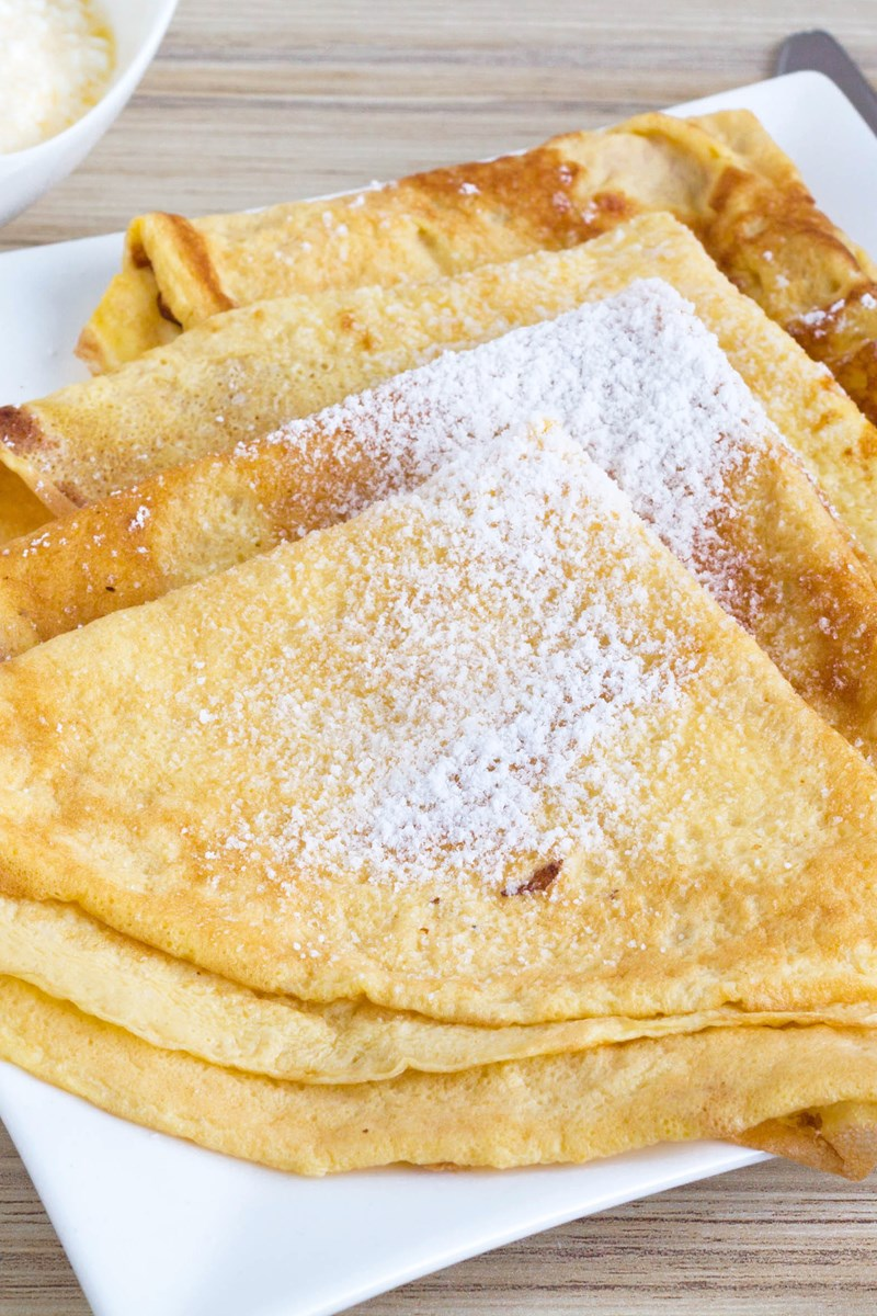 Easy Swedish Pancakes Kitchme