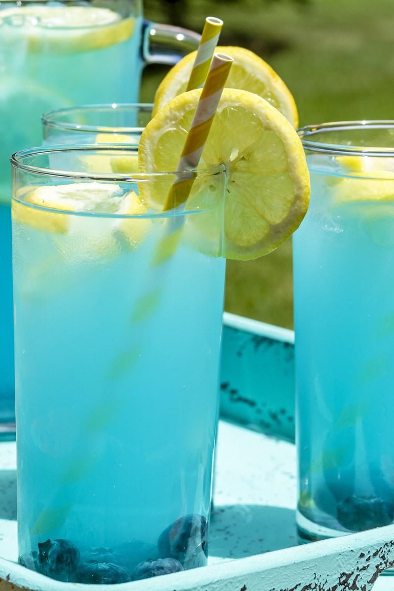Electric Vodka Lemonade Kitchme