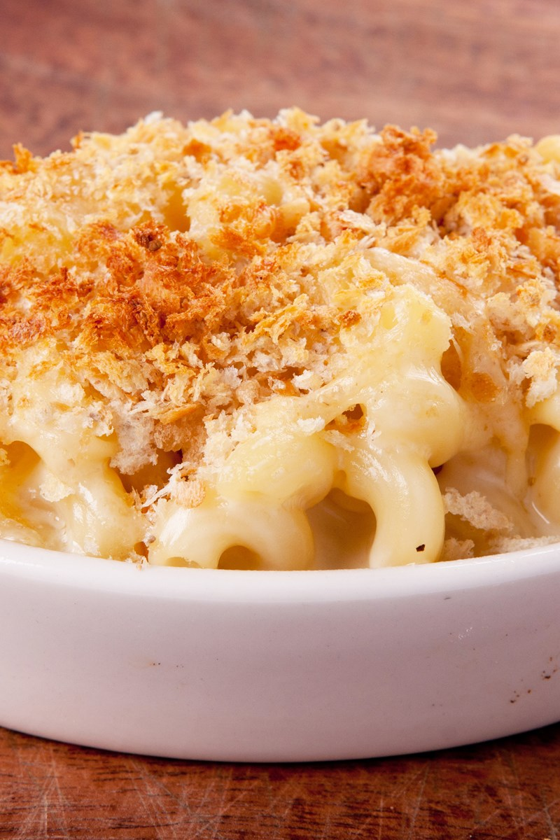 Fannie Farmer S Classic Baked Macaroni Cheese Kitchme