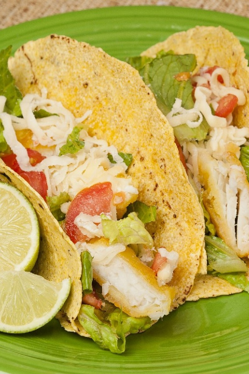 Fish tacos kitchme for Fish burrito recipe