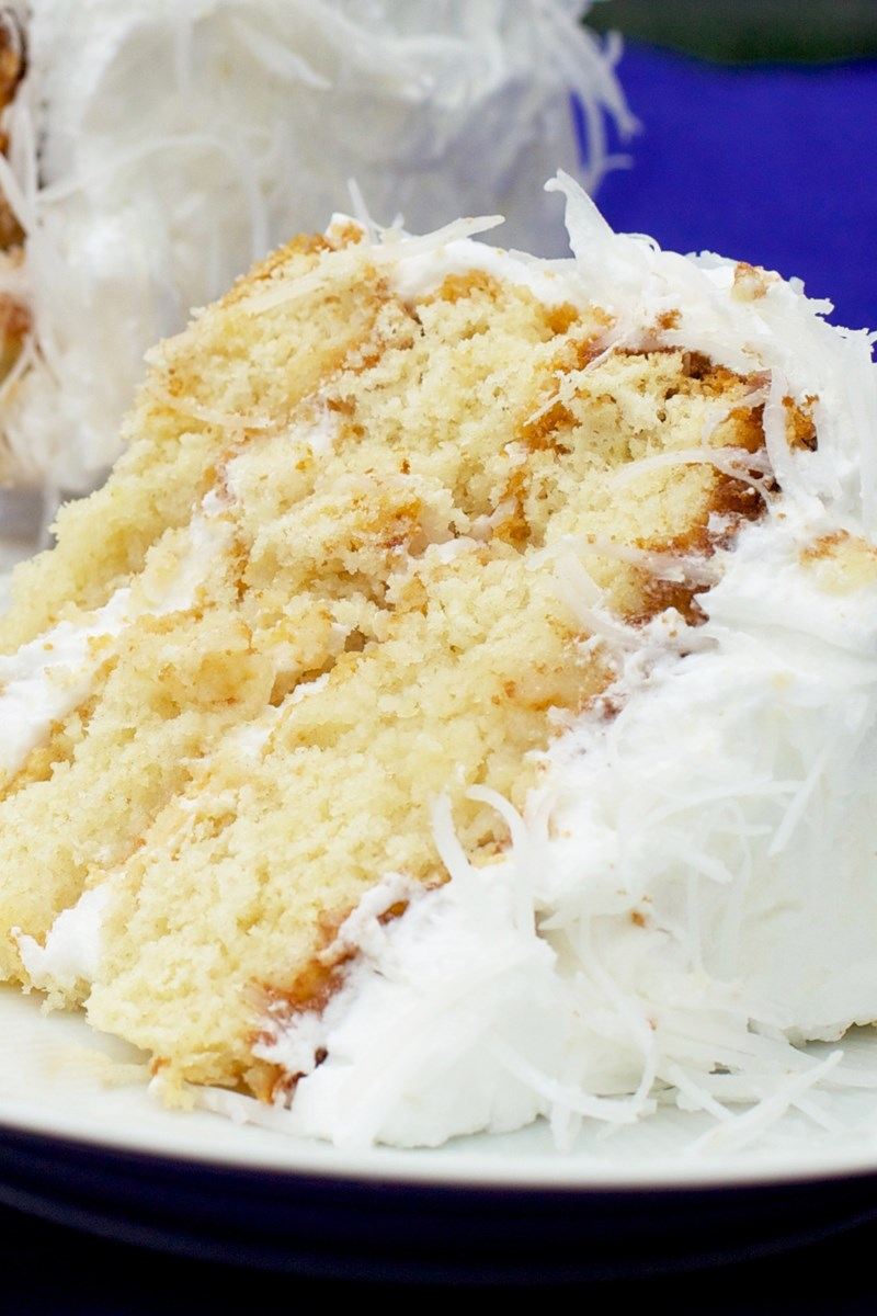 Cream Cheese Yellow Cake Mix