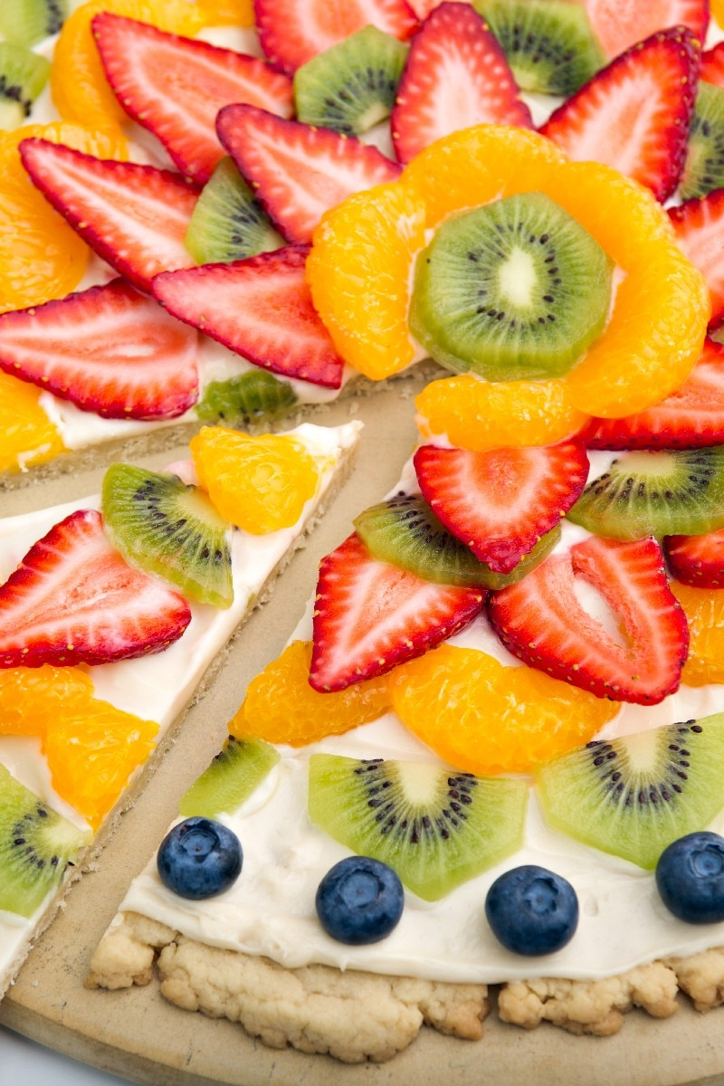 Fruit Pizza II | KitchMe