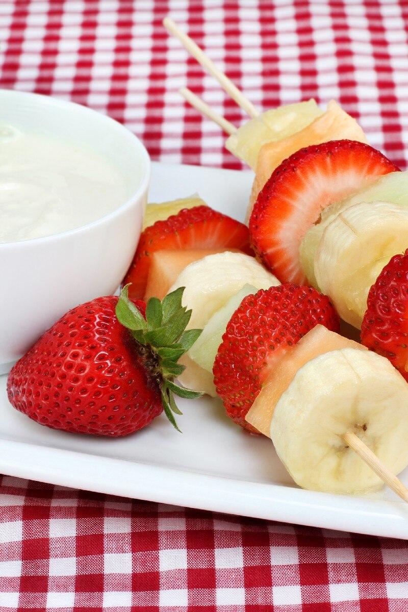 Fruity Fun Skewers | KitchMe