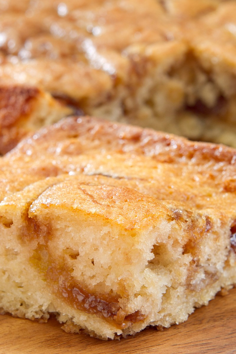 German Apple Cake | KitchMe