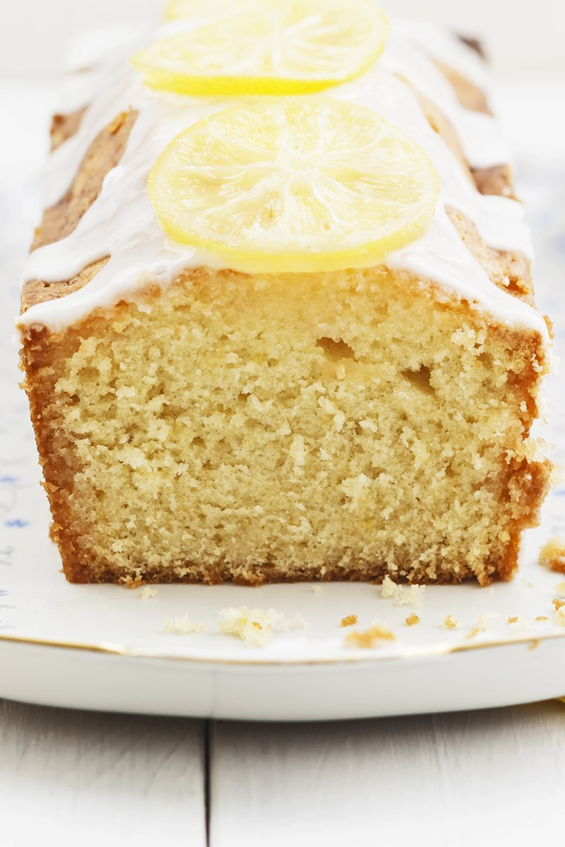 Image result for iced lemon pound cake starbucks