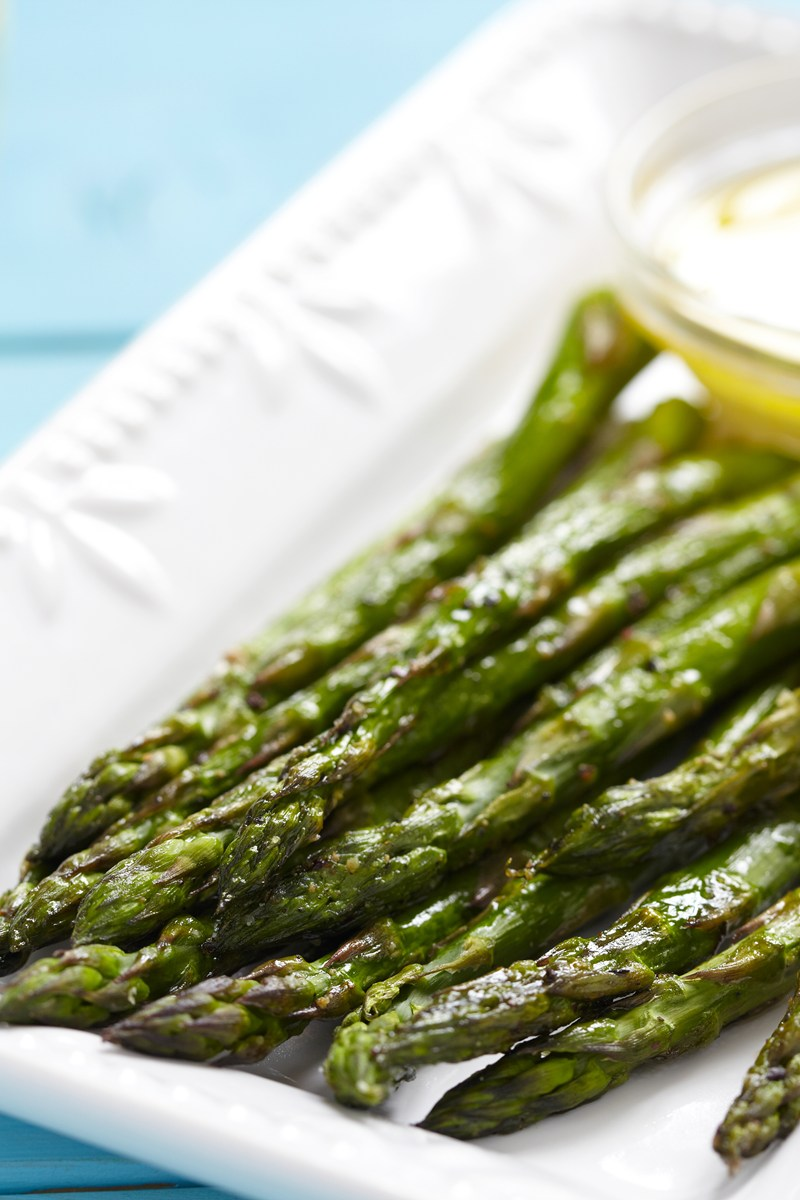 how to cook fresh asparagus on the grill