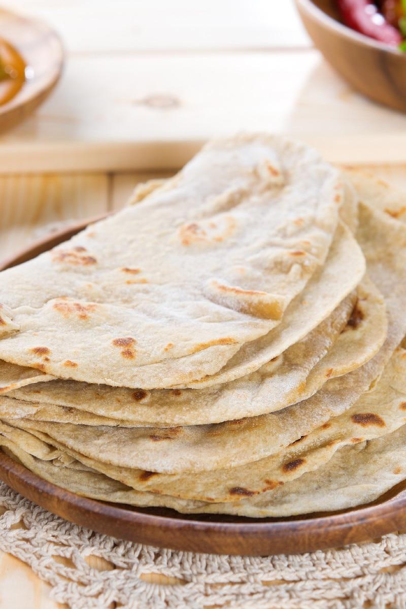 Homemade Flour Tortillas | KitchMe