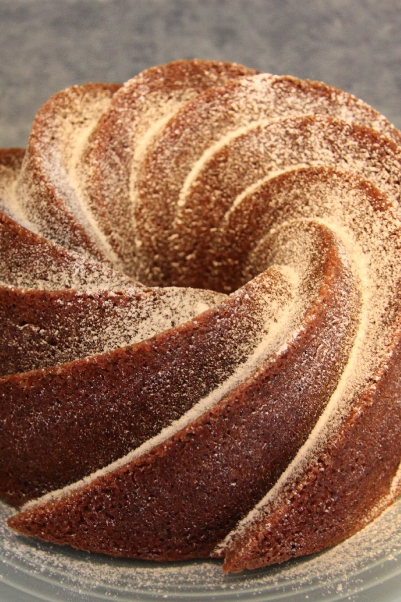 Irish Cream Bundt Cake | KitchMe