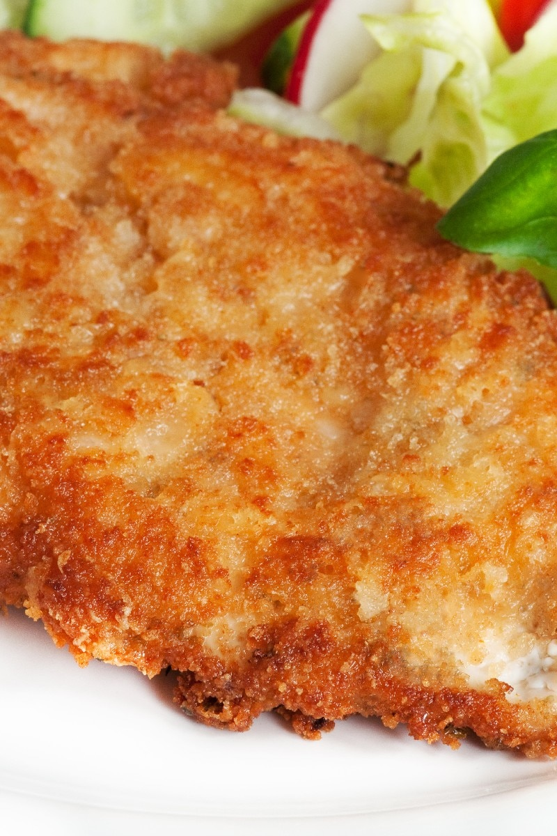 Recipe parmesan crusted chicken ranch dressing