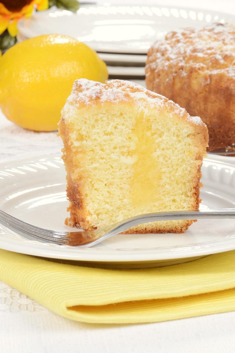 Lemon Poke Cake Kitchme