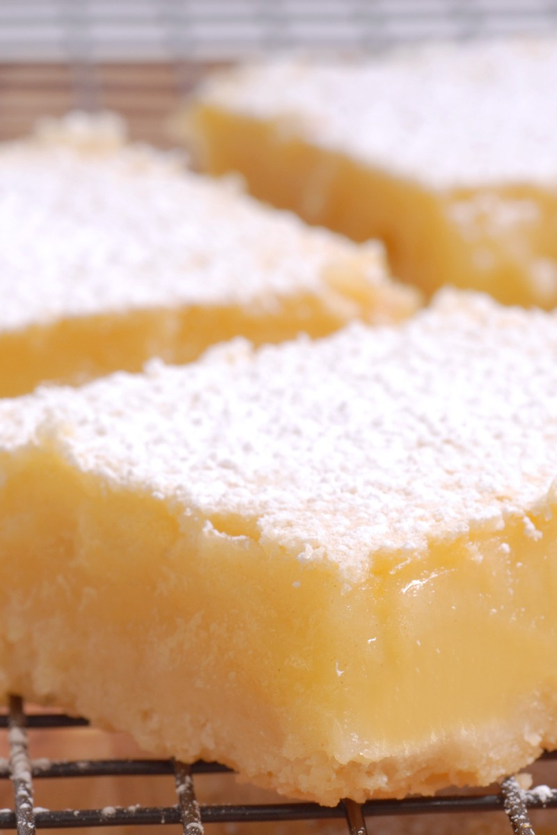 Low Carb Lemon Quot Cheesecake Quot Bars Kitchme