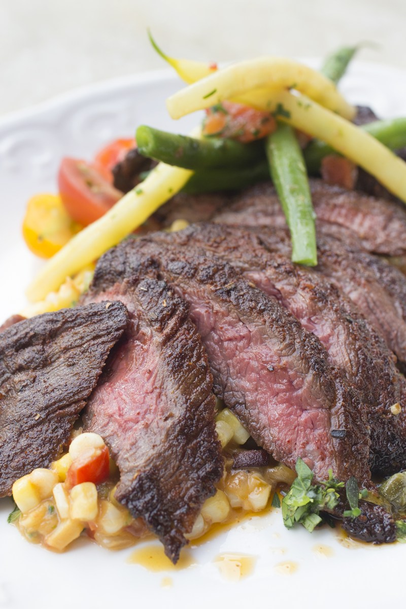 Marinated Flank Steak | KitchMe