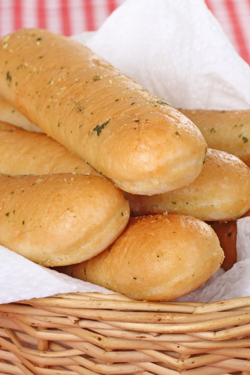 Olive garden breadsticks copycat kitchme for Olive garden breadsticks recipe