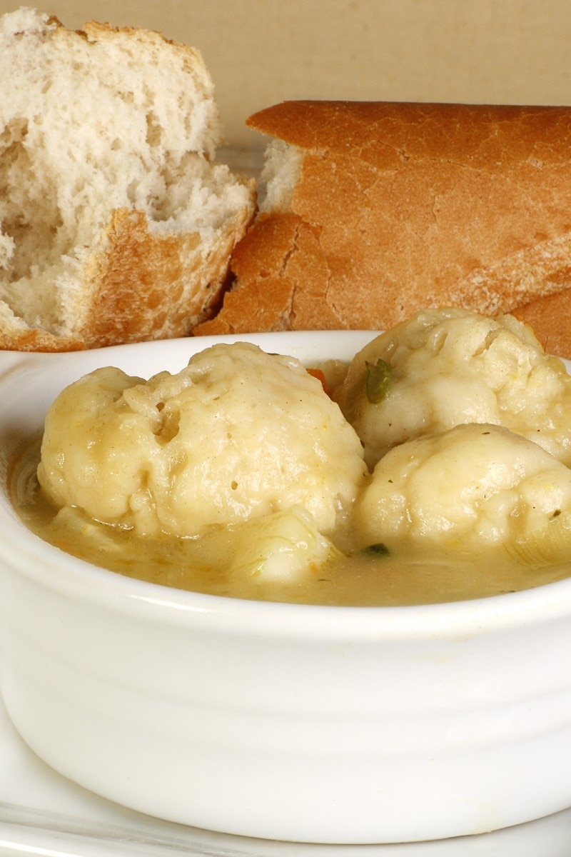 Oma's Fabulous Matzo Ball Soup | KitchMe