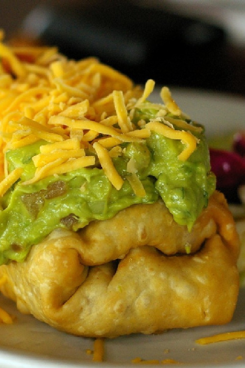 Oven fried chicken chimichangas kitchme forumfinder Gallery