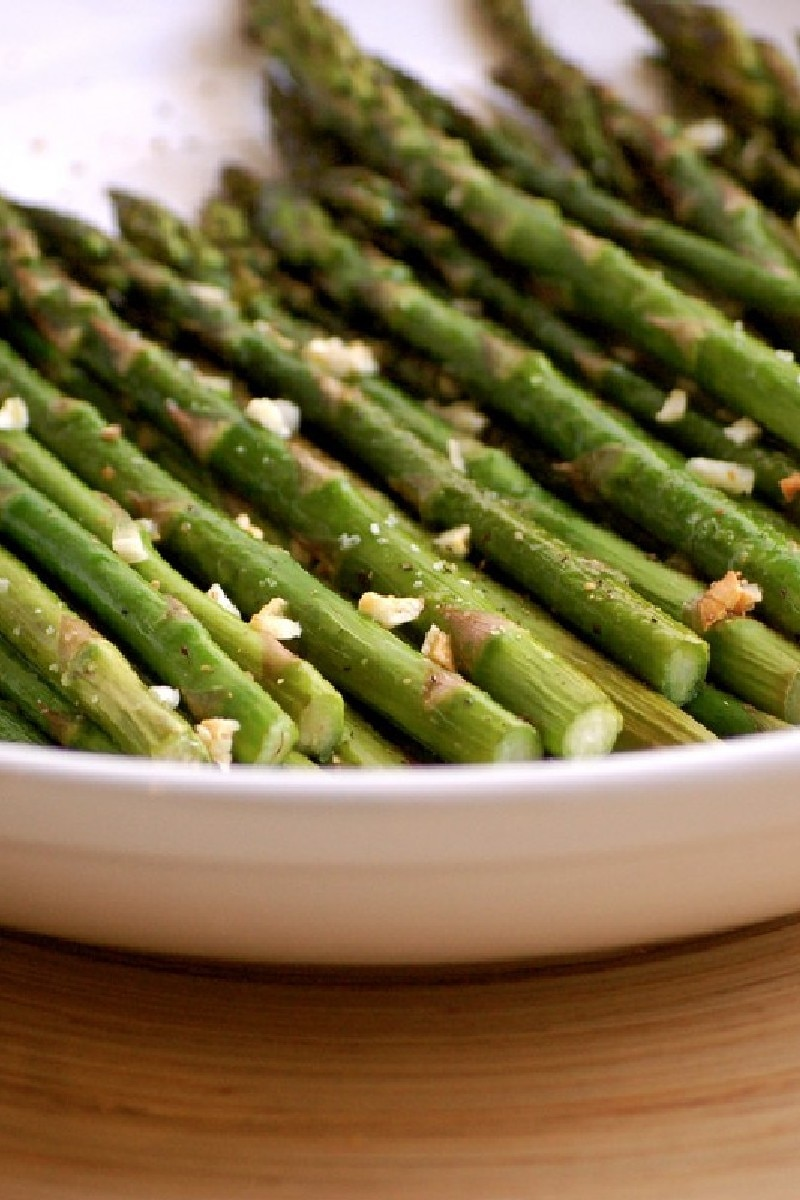 cooking asparagus in the oven oven roasted asparagus kitchme 12547