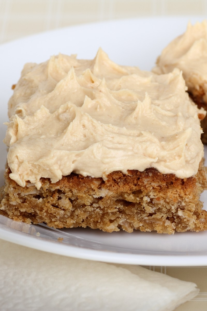 Peanut Butter Sheet Cake Kitchme