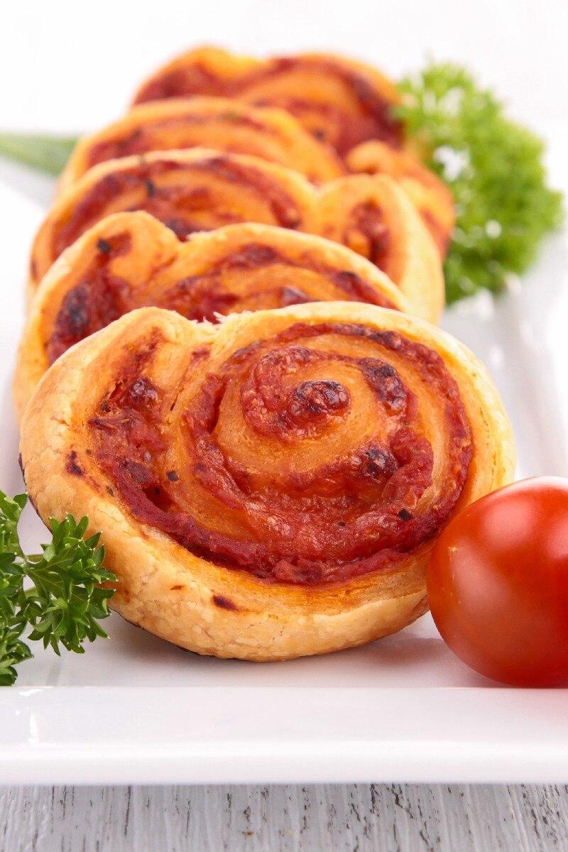 Pizza Pinwheels | KitchMe