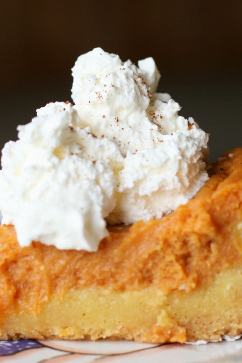 Pumpkin Gooey Butter Cakes Kitchme