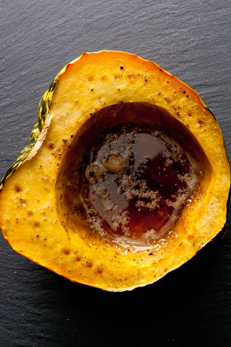 Quick Acorn Squash With Butter And Brown Sugar Kitchme