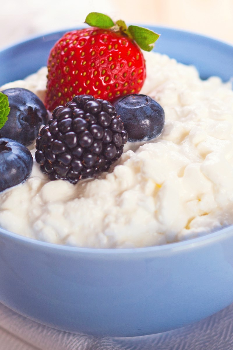 Nice Quick Homemade Cottage Cheese | KitchMe
