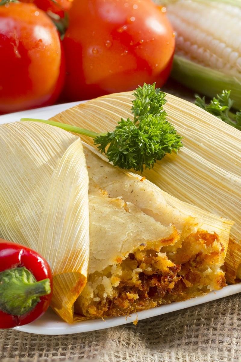 Real Homemade Tamales  Kitchme-9458
