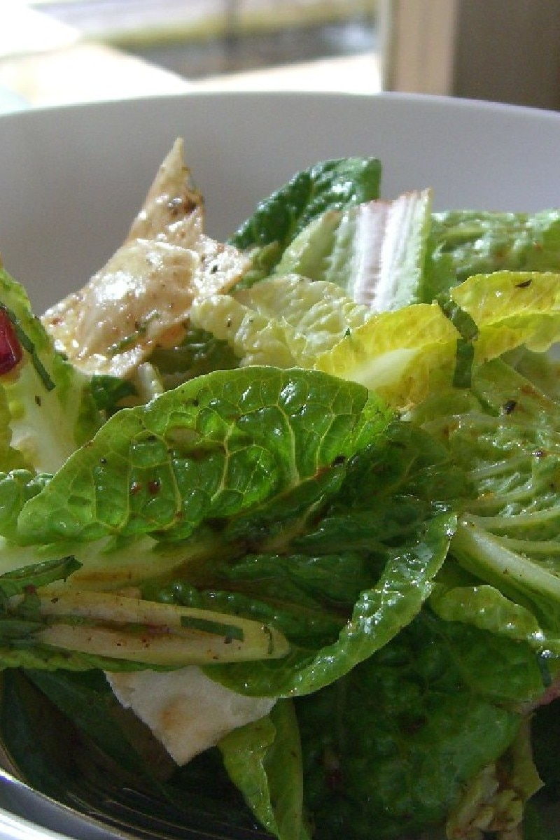 romaine-with-roasted-garlic-vinaigrette_1031 Home Plan With Dijon on home design plans, home blueprints with, home projects with, home house plans,