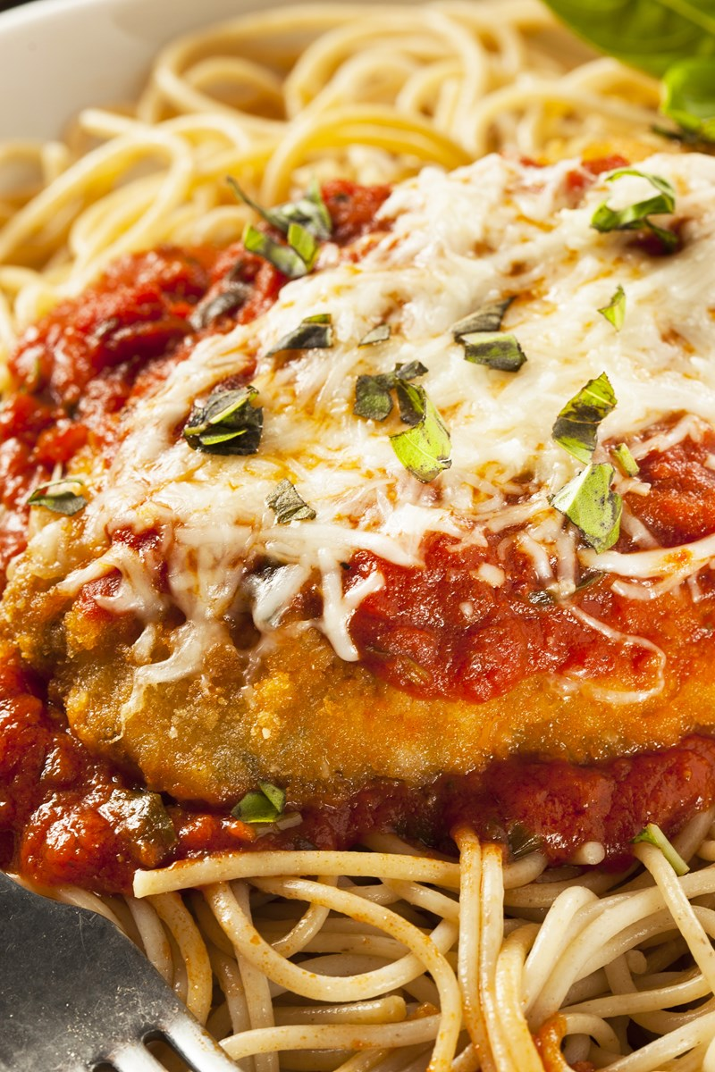 Skinny chicken parmesan kitchme forumfinder Choice Image