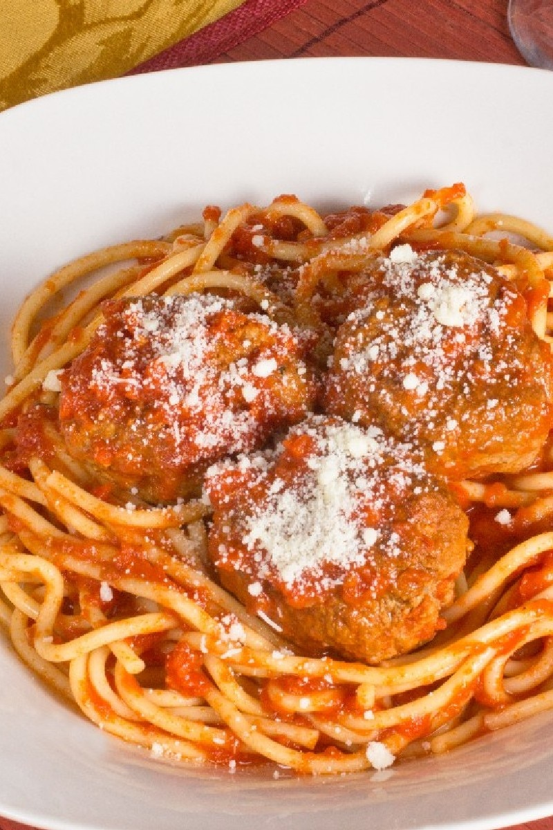 Spaghetti and Meatballs | KitchMe