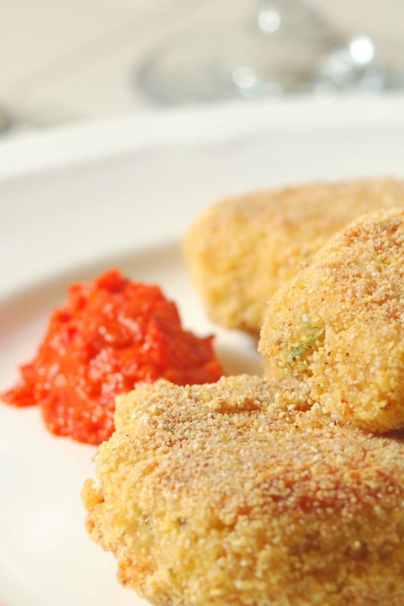 Spicy tuna fish cakes kitchme for Tuna fish recipes