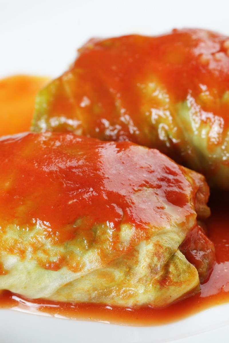 Stuffed Cabbage Rolls | KitchMe