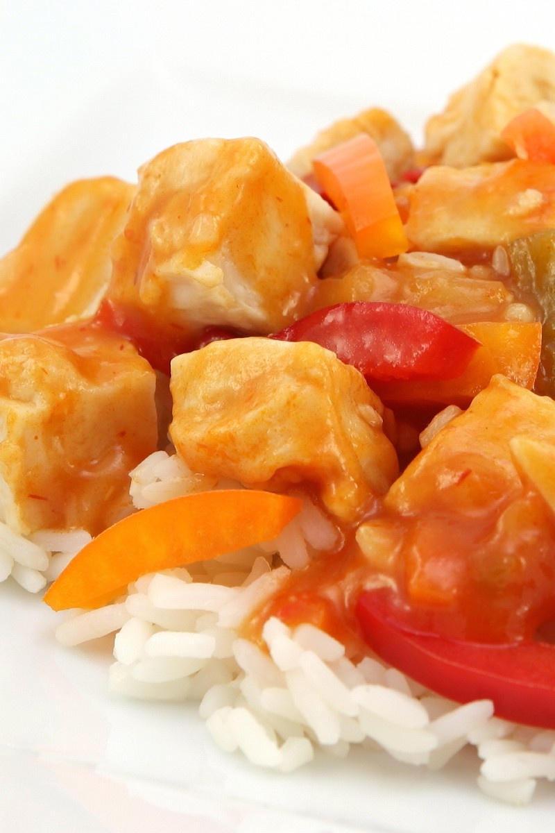 Sweet and Sour Chicken | KitchMe