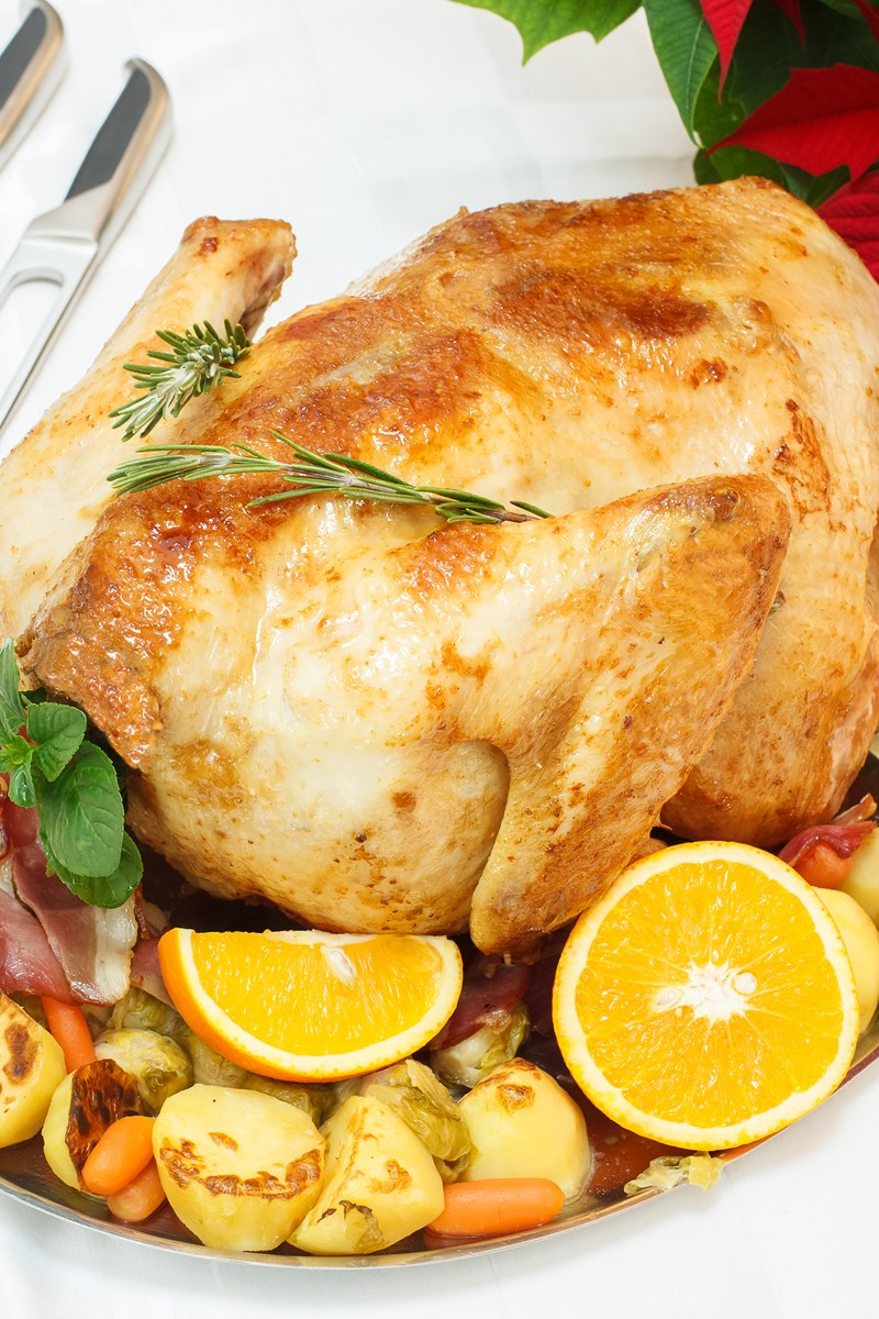 The Best Oven Baked Turkey Kitchme