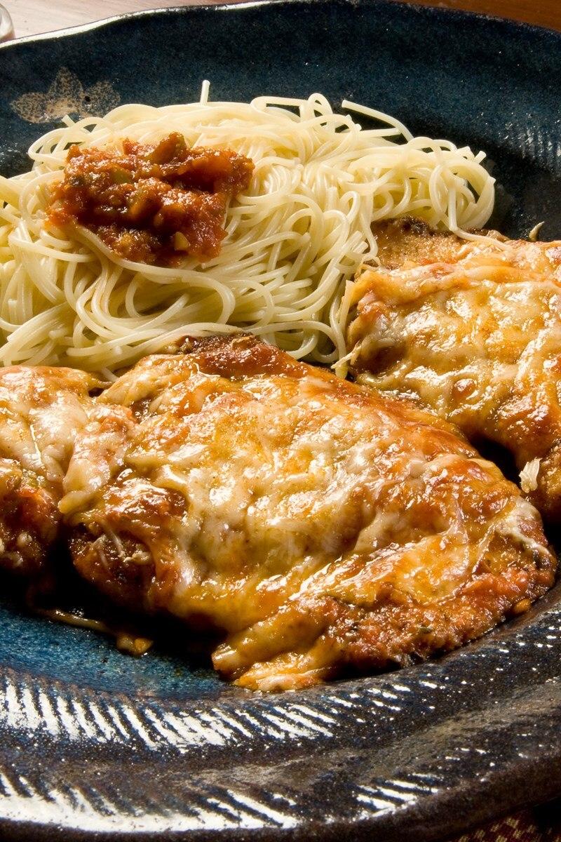 The Best Parmesan Chicken Bake Kitchme