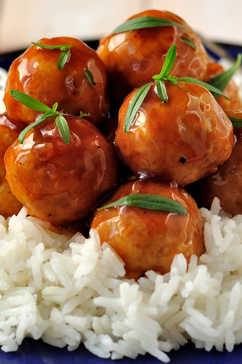 The best sweet and sour meatballs kitchme forumfinder Gallery