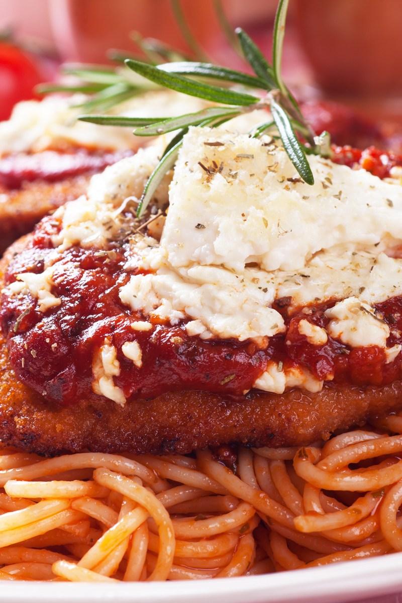 Tomato Chicken Parmesan | KitchMe