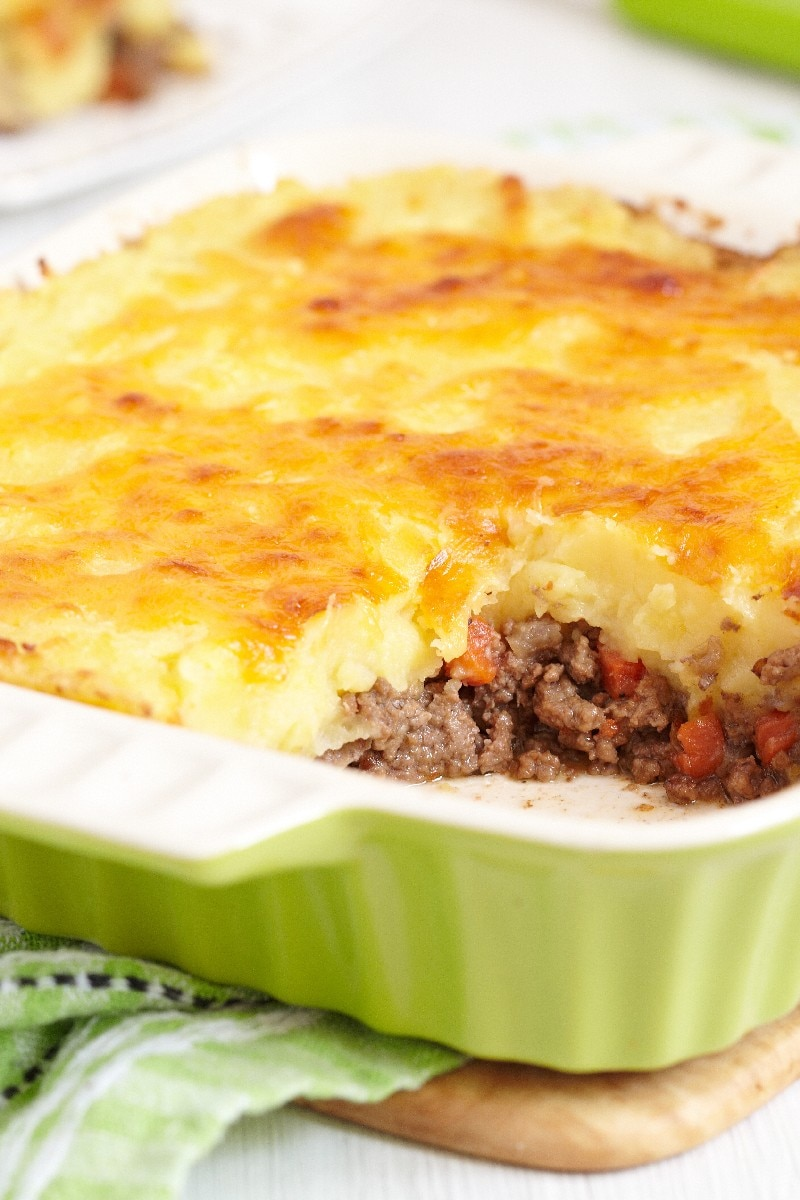Vegan Shepherd's Pie | KitchMe