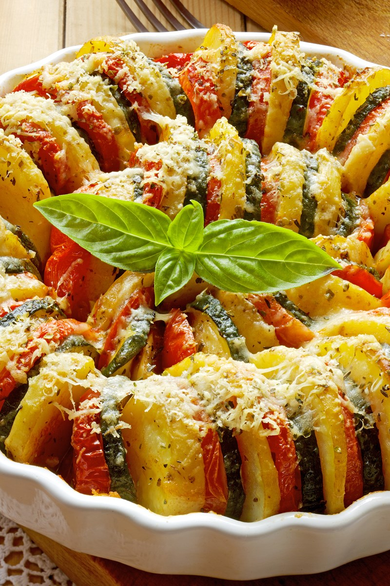 Vegetable Tian | KitchMe