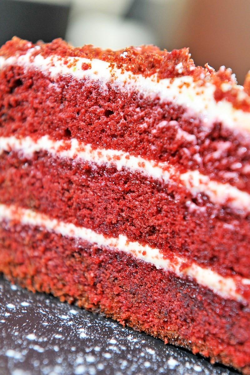 Waldorf Red Velvet Cake