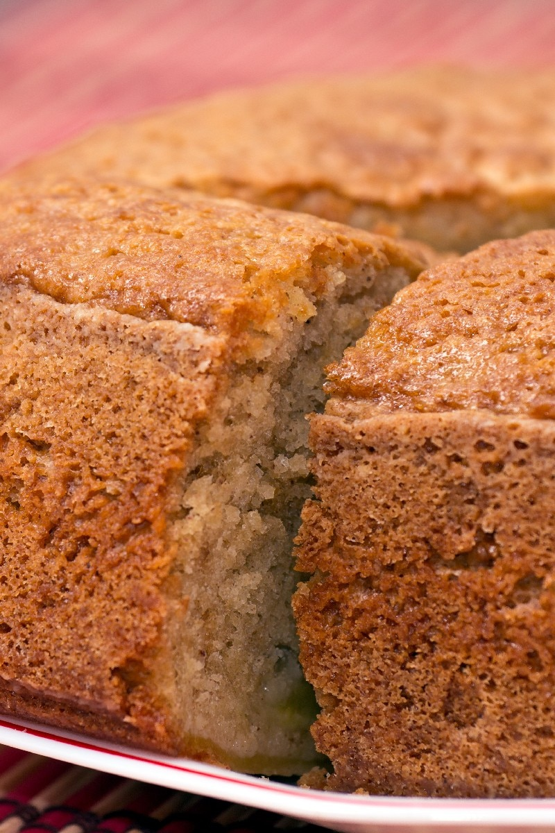 Apple Cinnamon Cake X  Pan