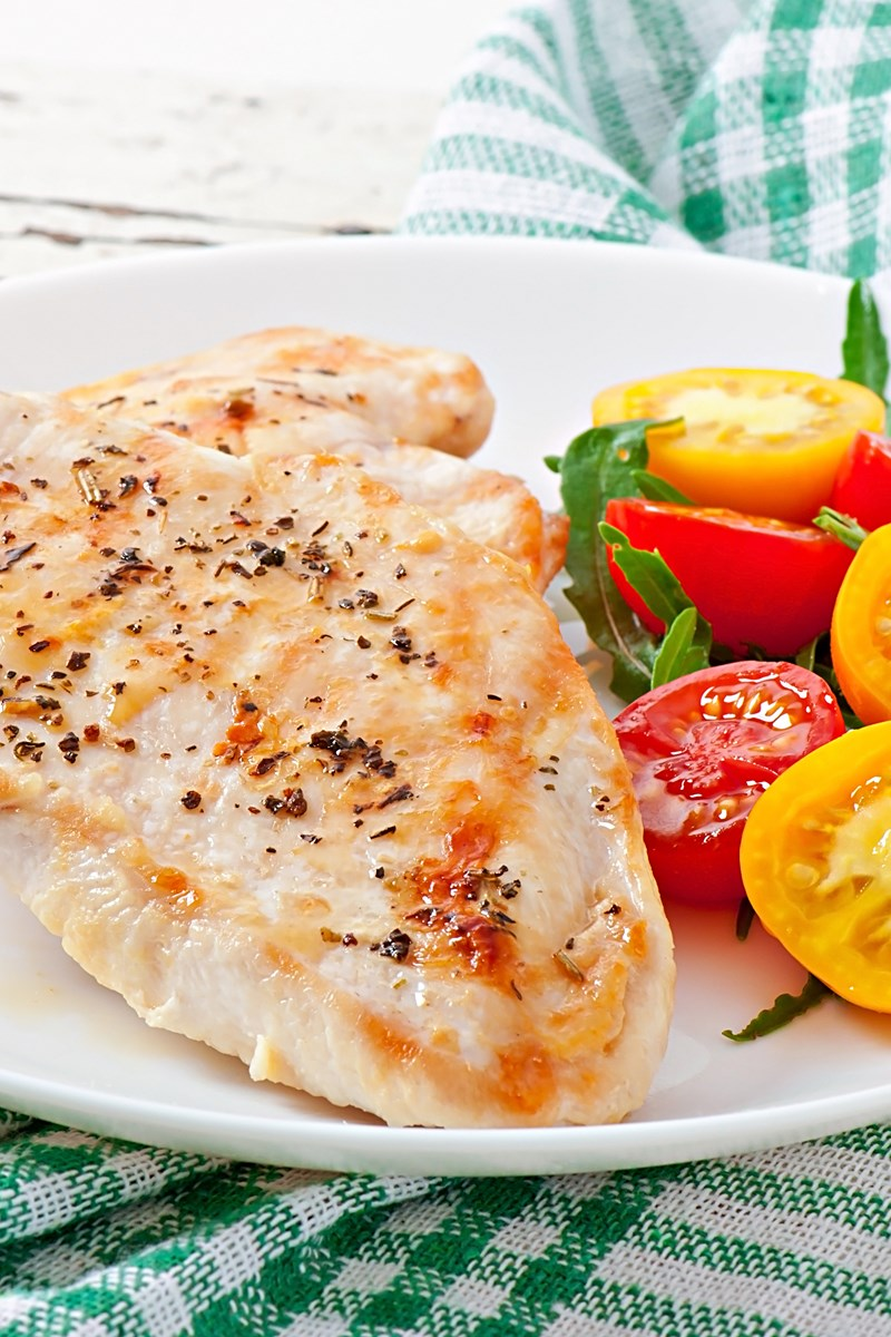 Baked Chicken With Lemon And Herbs Weight Watchers Kitchme