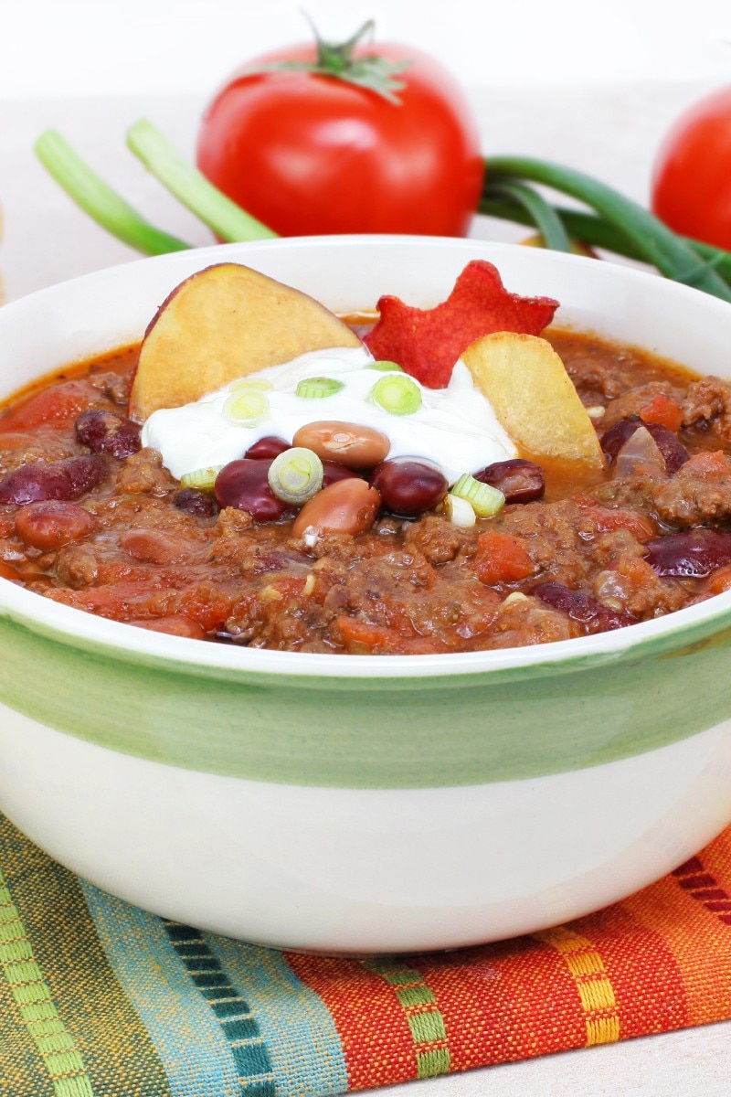recipe: healthy taco soup with ground turkey [17]
