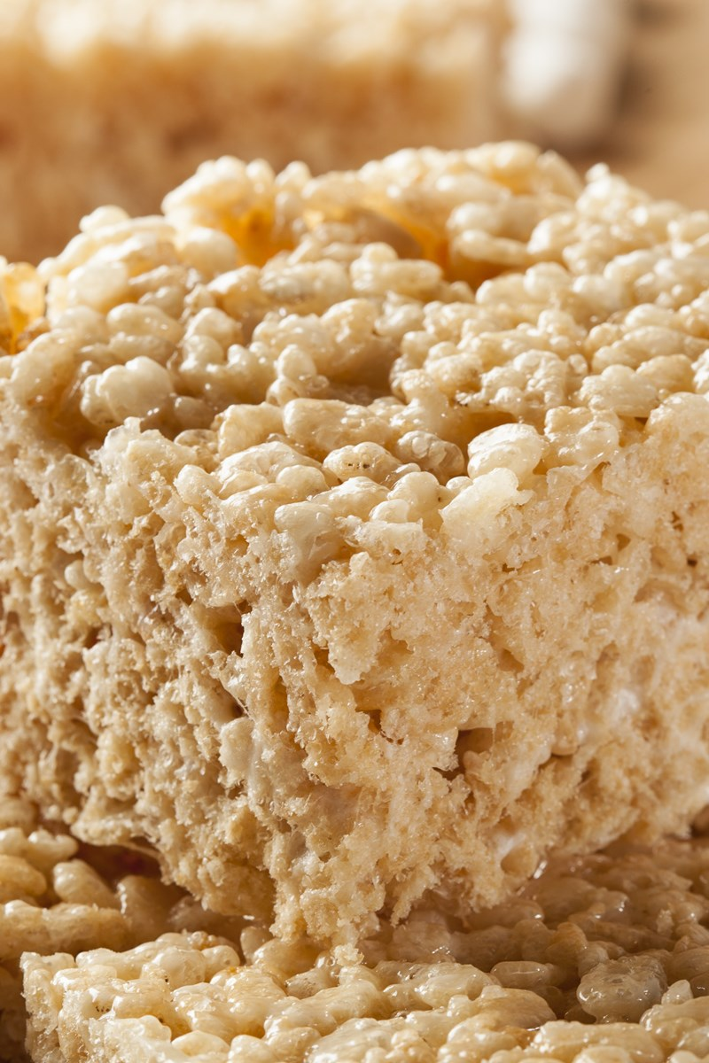 Bien-aimé Marshmallow Crispy Treats (Weight Watchers) | KitchMe IC68