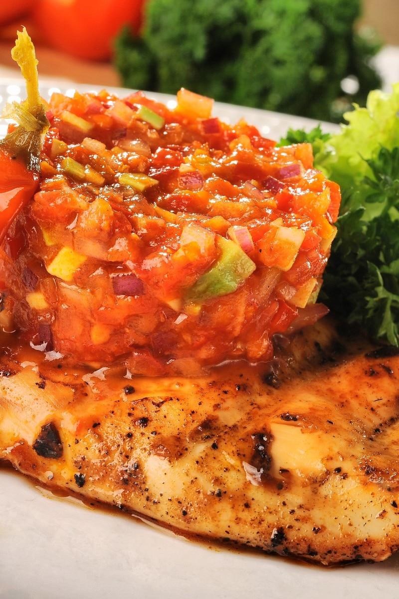 Cook Meals: Southwestern Pork Chops (Weight Watchers)