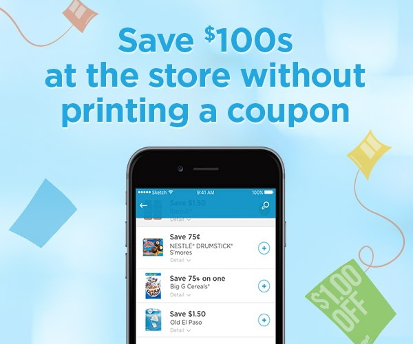 smartphone coupon printer