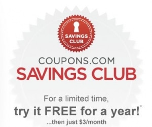 Savings Club - Free membership!