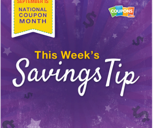 savings tip