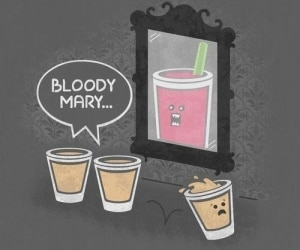 bloody mary sourced